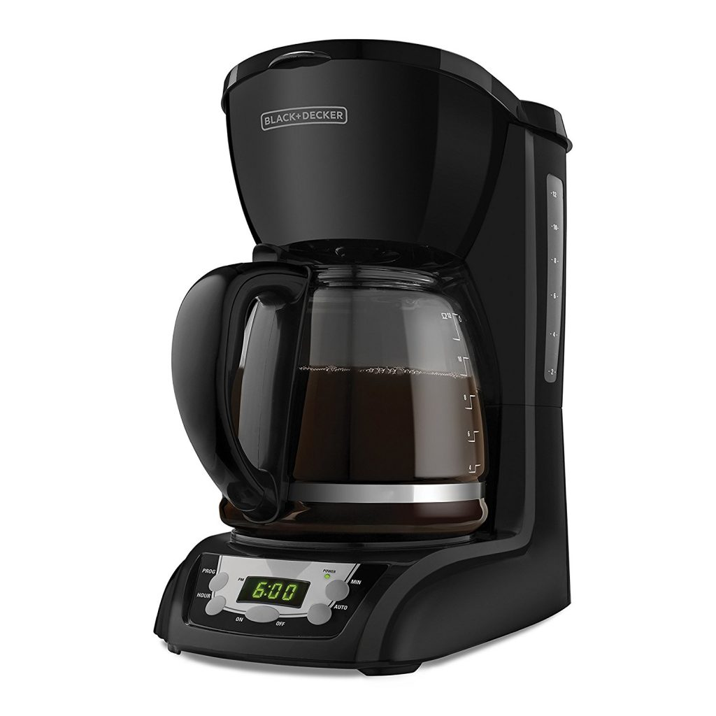 BLACK+DECKER 12-Cup Programmable Coffeemaker Best Price - BLACK+DECKER 12-Cup Programmable ...