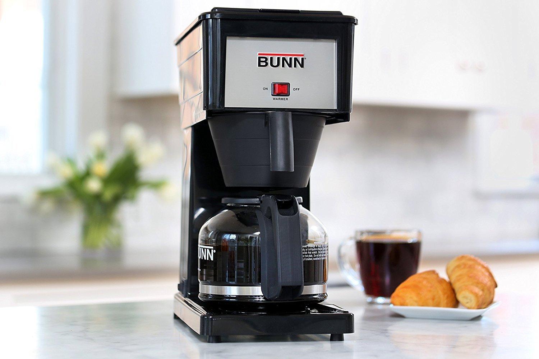 Bunn Grb Velocity Brew 10 Cup Home Coffee Brewer Black