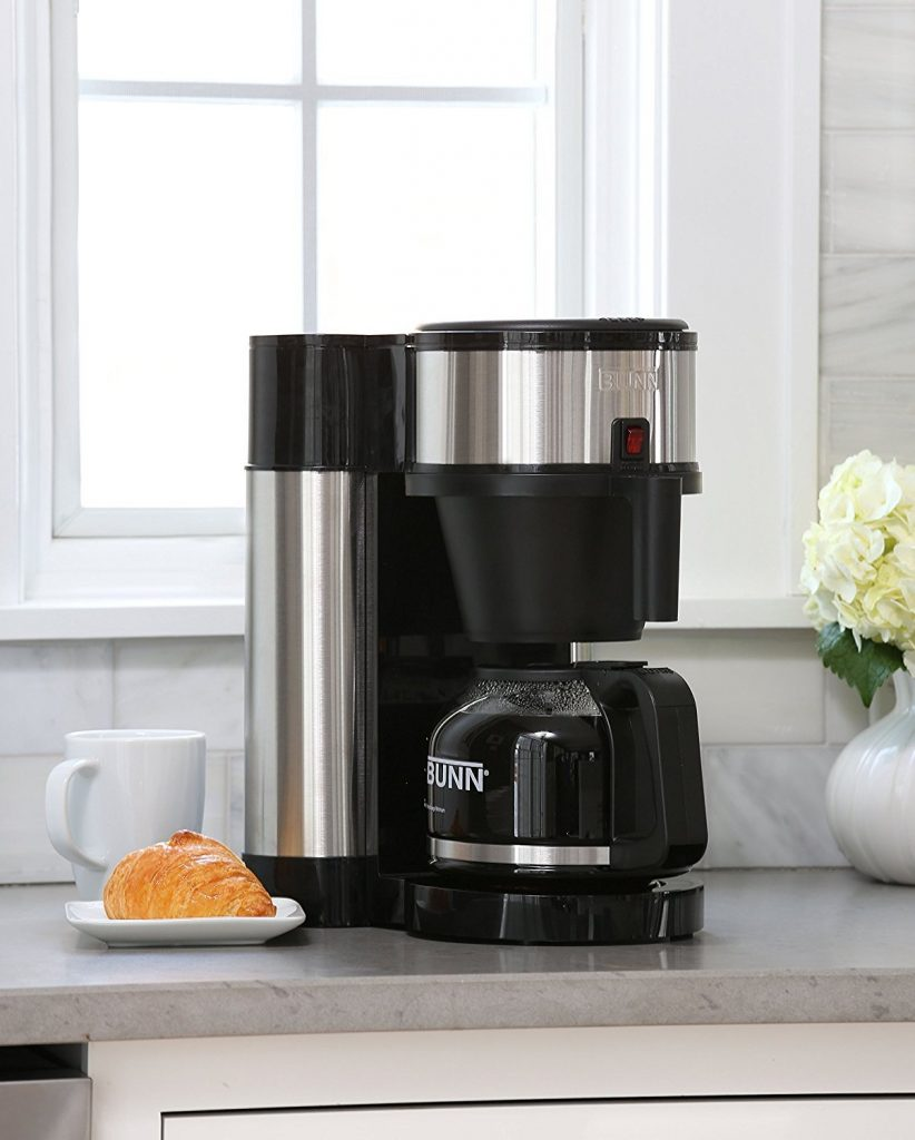 How Many Scoops Of Coffee For Bunn Coffee Maker : BUNN NHS Velocity Brew 10-Cup Home Coffee Brewer Best Price - BUNN NHS Velocity Brew 10-Cup Home ...