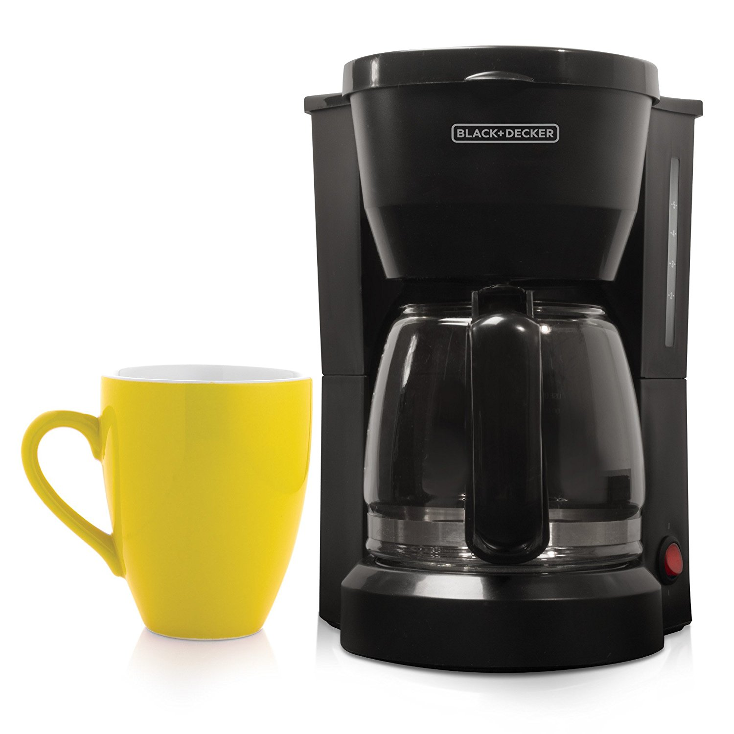 Black & Decker DCM600B 5-Cup Coffeemaker Best Price - Black & Decker DCM600B 5-Cup Coffeemaker ...