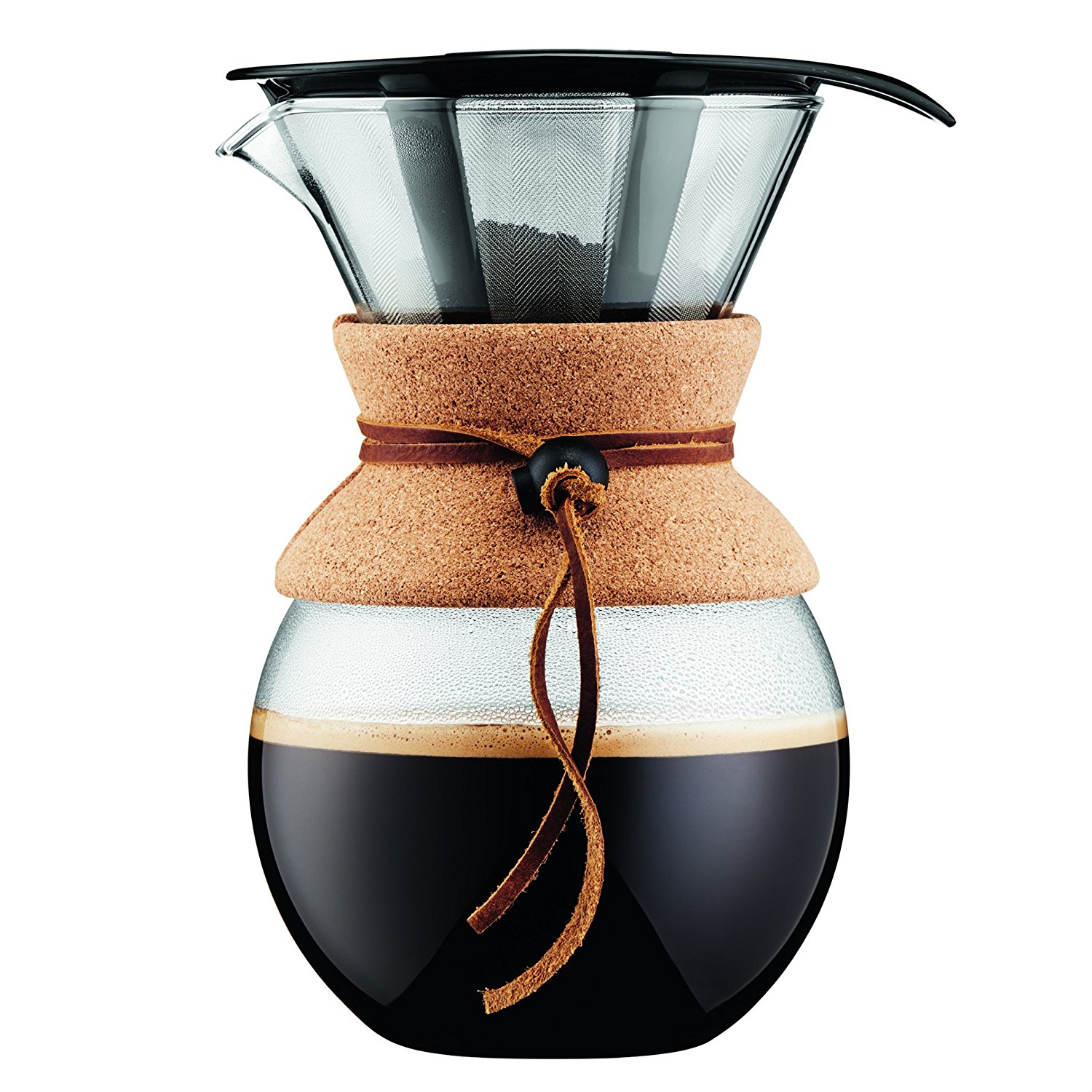Bodum Pour Over Coffee Maker With Permanent Filter Review