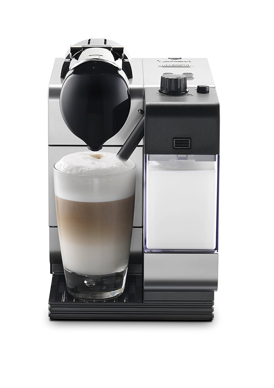 delonghi silver lattissima plus nespresso capsule system best price review. Black Bedroom Furniture Sets. Home Design Ideas