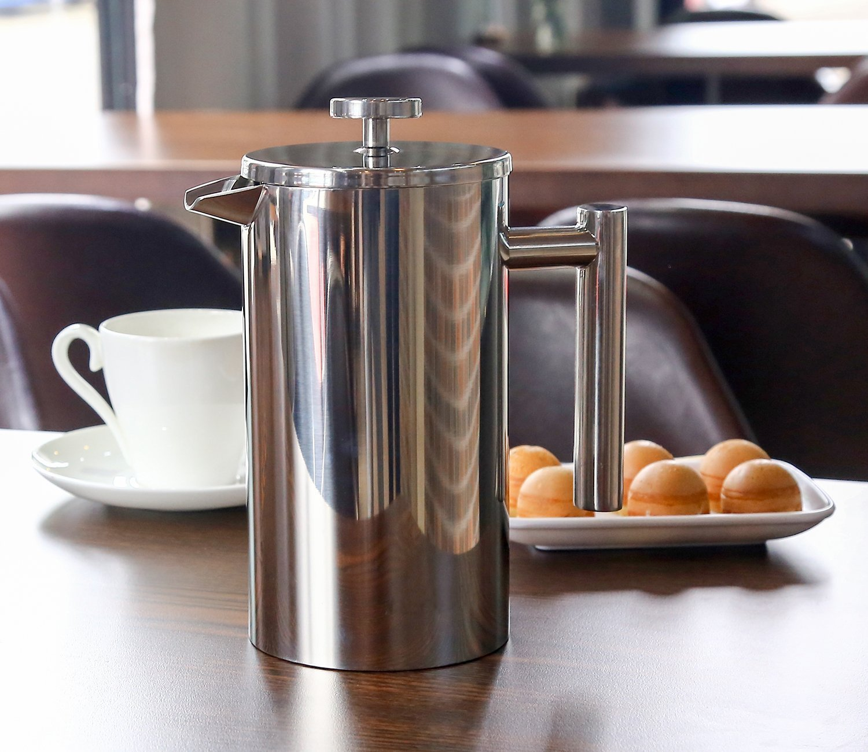 Decen French Press Coffee Maker Best Price - Decen French Press Coffee Maker Review