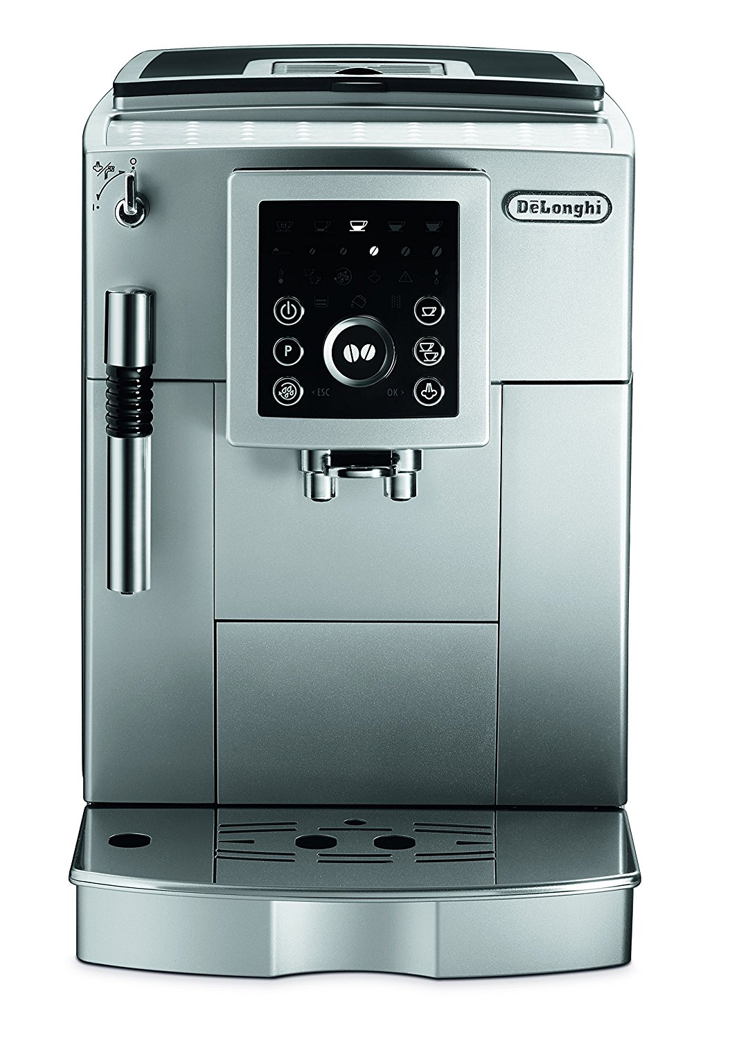 delonghi super automatic coffee machine best price review. Black Bedroom Furniture Sets. Home Design Ideas