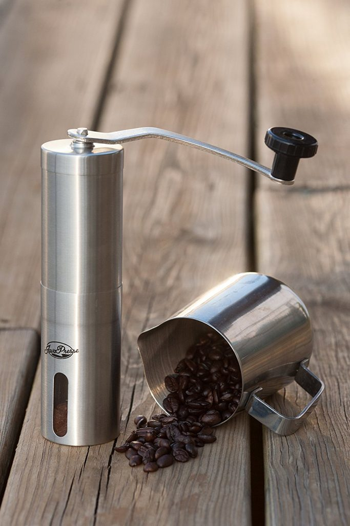 Manual Coffee Grinder ~ Javapresse manual coffee grinder best price review
