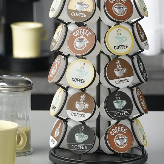 K-Cup Carousel - Holds 35 K-Cups
