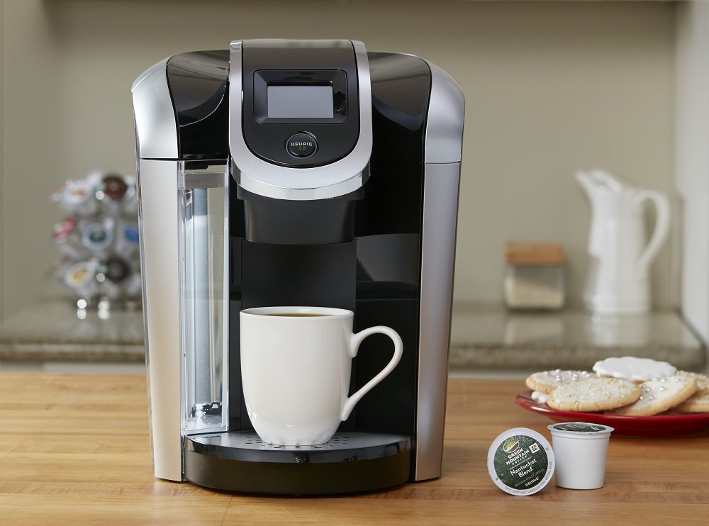 Making Espresso Drinks With Keurig