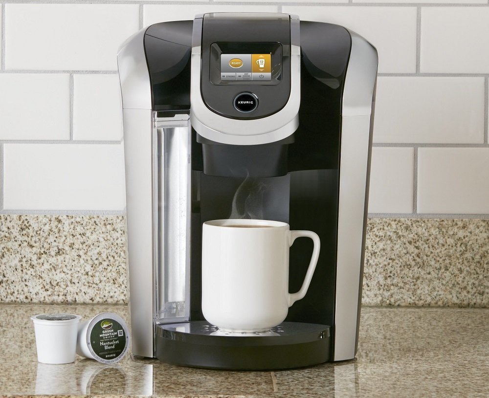 Keurig Coffee Maker Programmable : Keurig K475 Programmable K- Cup Pod Coffee Maker with 12 oz brew size Best Price - Keurig K475 ...