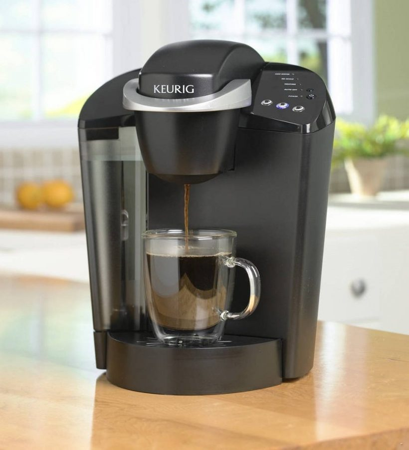 Keurig K55 Single Serve Programmable K-Cup Pod Coffee ...