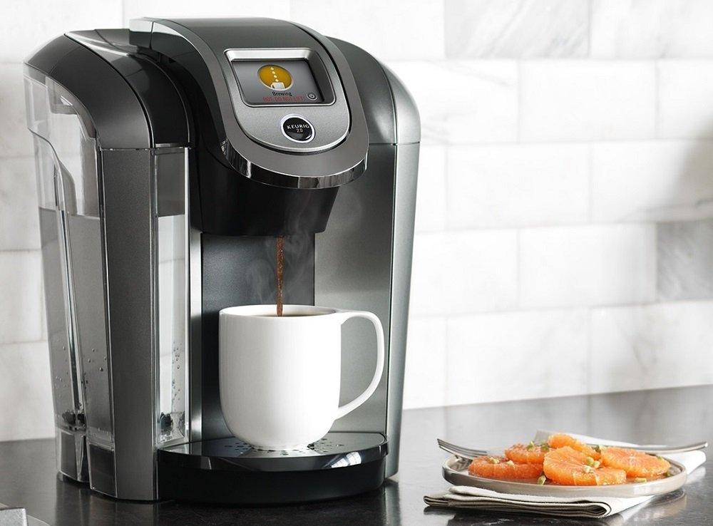 Keurig K575 Programmable K Cup Coffee Maker Platinum