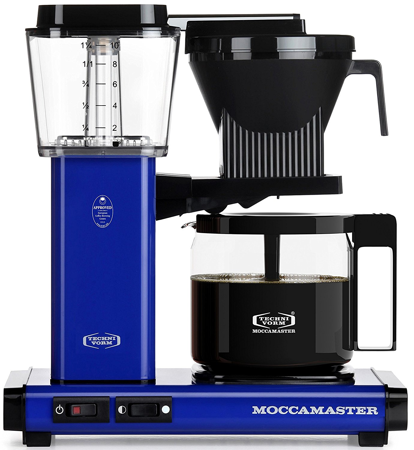 Moccamaster KBG 741 10-Cup Coffee Brewer with Glass Carafe Best Price - Moccamaster KBG 741 10 ...