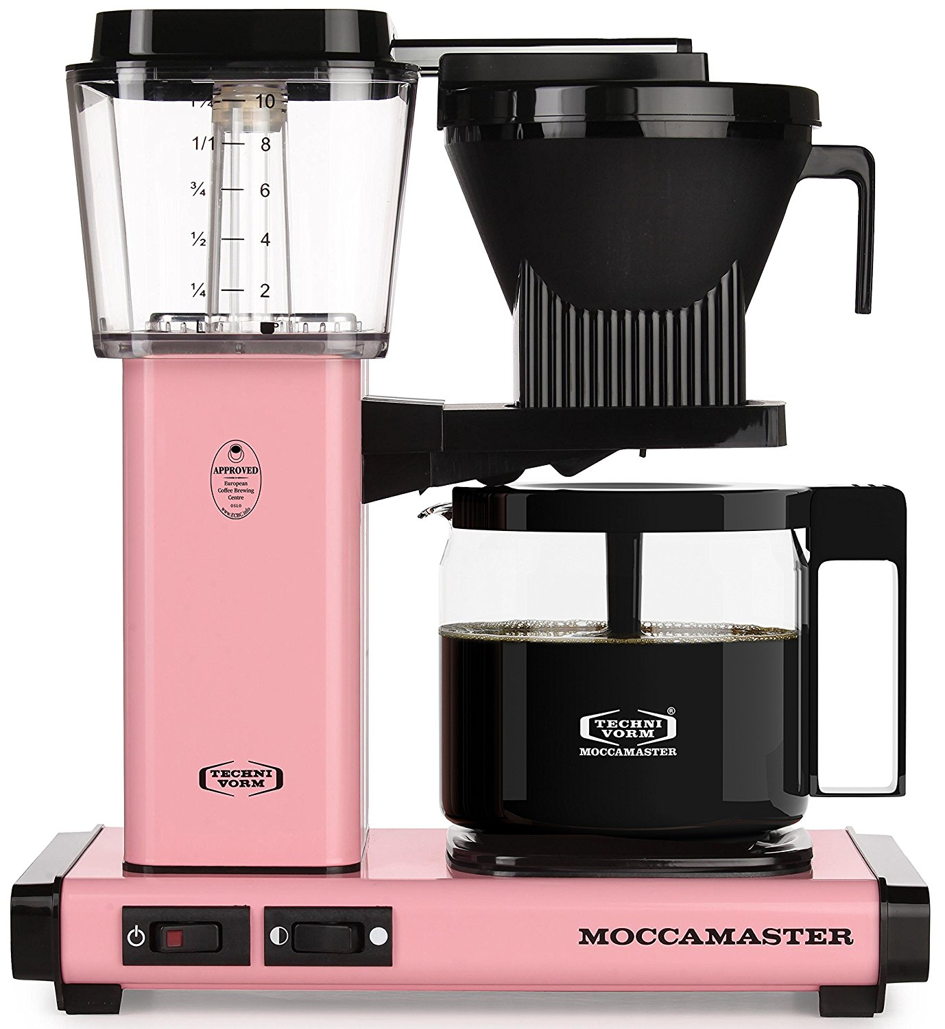 Moccamaster Kbg 741 10 Cup Coffee Brewer With Glass Carafe