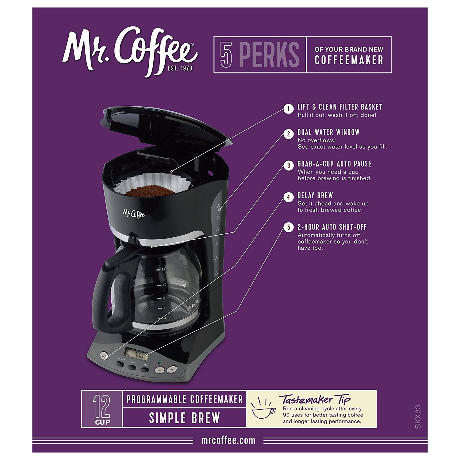 coffee maker essay This free business essay on essay: café coffee day is perfect for business students to use as an example.