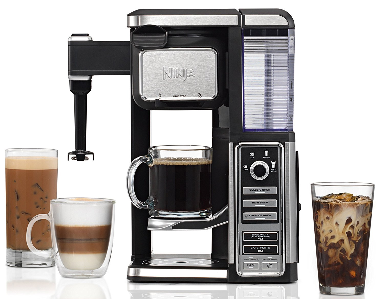 Amazon Ninja Coffee Bar Single Serve Coffee Bar System