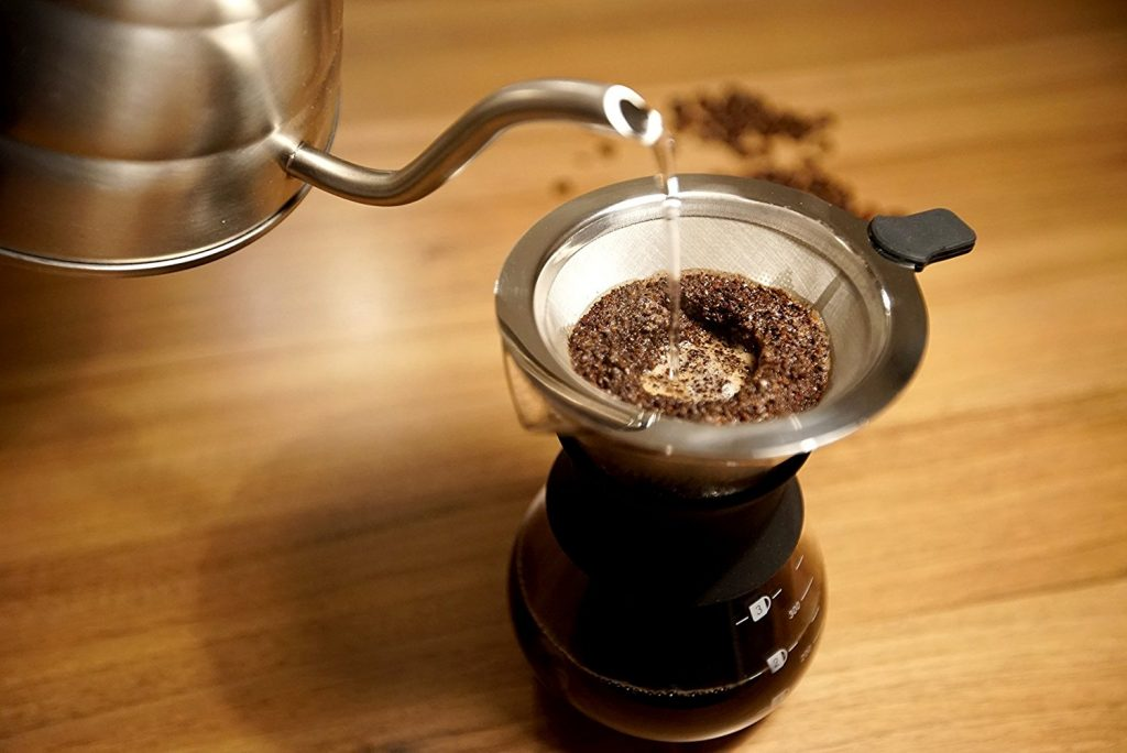 Pour Over Coffee Maker For Perfect Hand Drip Coffee Best