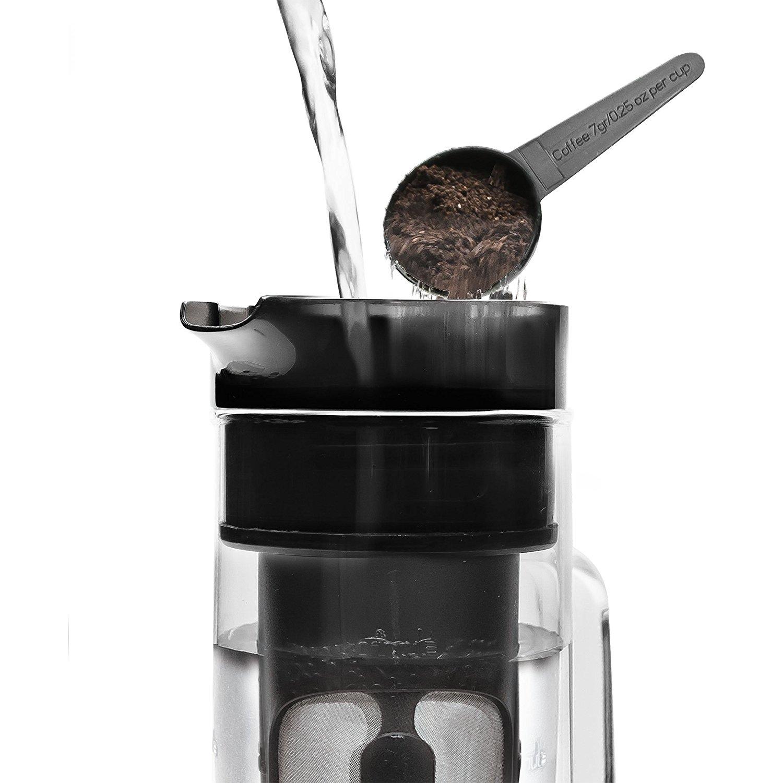 Primula Cold Brew Glass Coffee Maker5 - BuyMoreCoffee.com