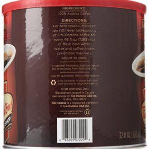 Buy Tim Hortons Ground Coffee Uk