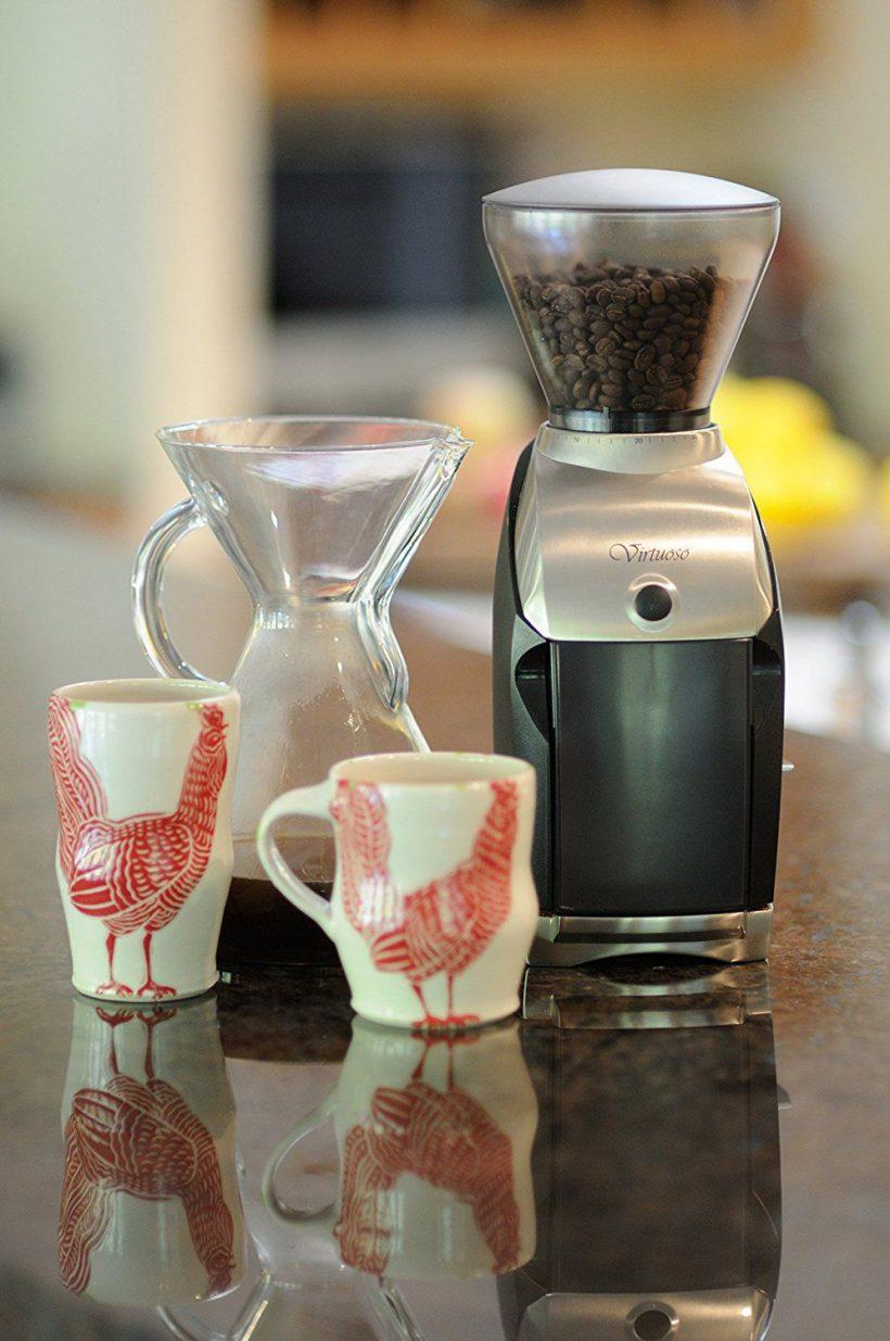 Baratza Virtuoso Coffee Grinder Best Price