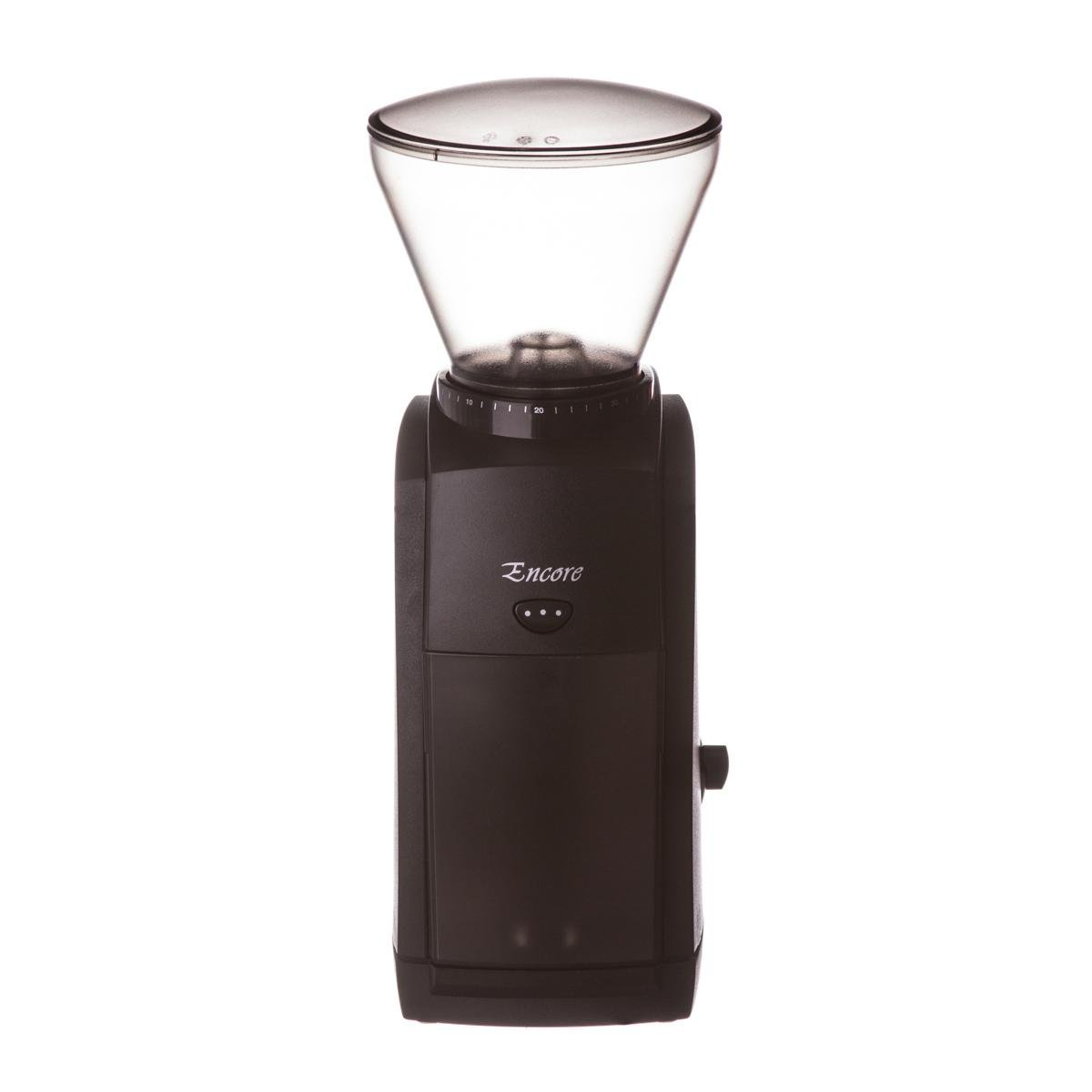 manual conical burr coffee grinder