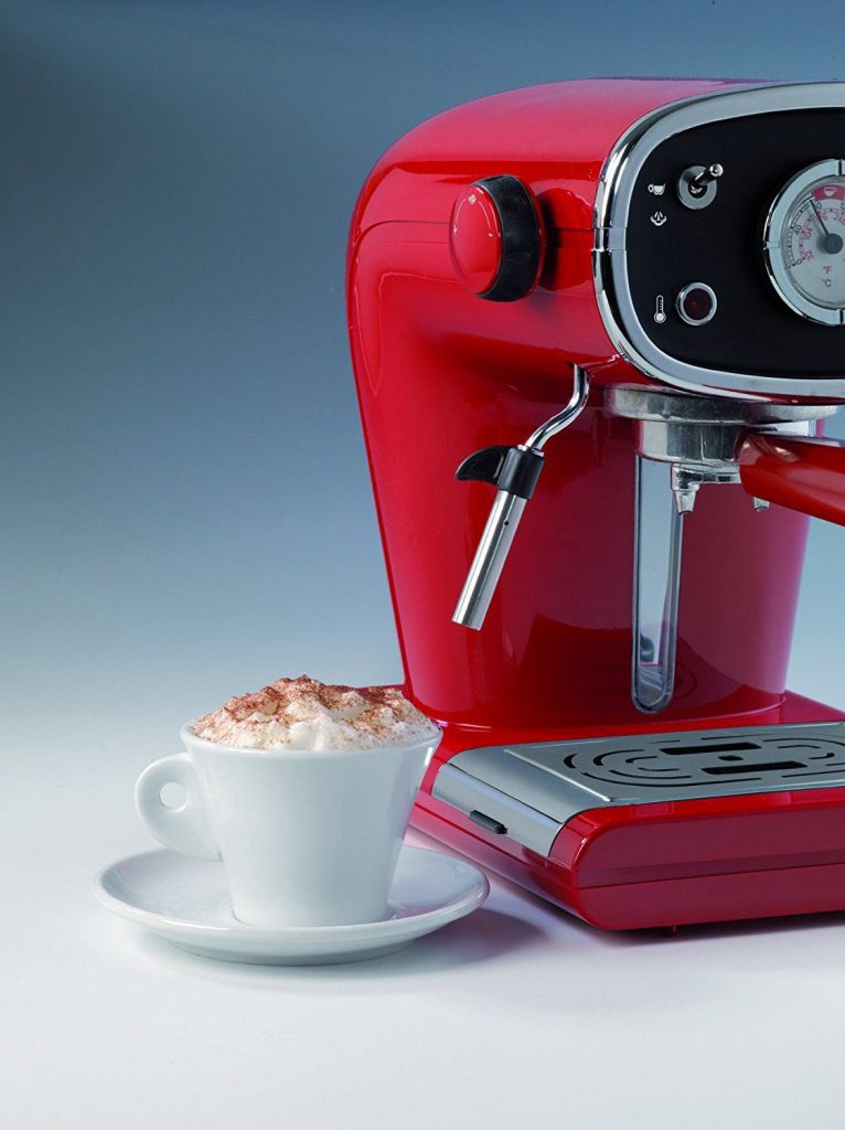 Espressione delonghi of italy new caf retro espresso - Machines a cafe delonghi ...
