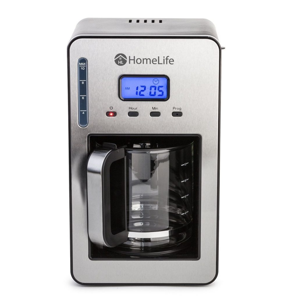 Homelife Programmable 12 Cup Coffee Maker Best Price