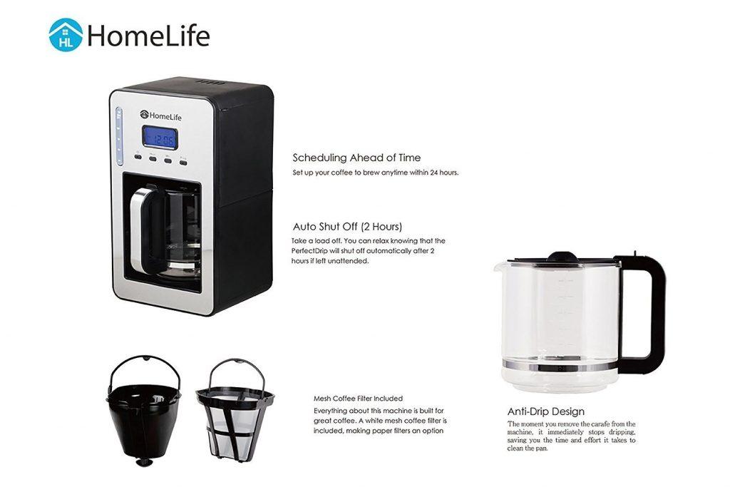 Best Coffee Maker Reddit : HomeLife Programmable 12-cup Coffee Maker Best Price - HomeLife Programmable 12-cup Coffee Maker ...