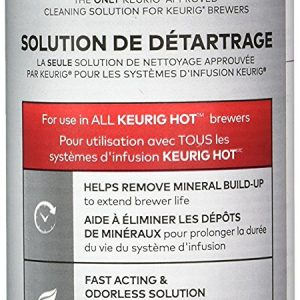 Keurig Descaling Solution 300x300 K Cups For Iced Coffee Mr Coffee Simple Brew  Cup Programmable Coffee Maker