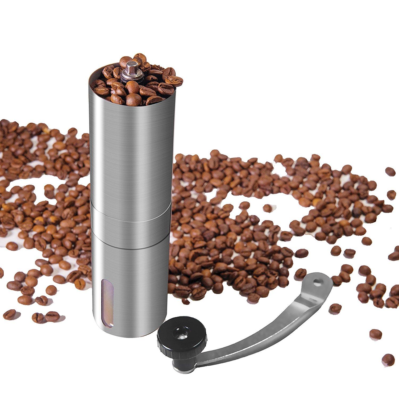 the best manual coffee grinder