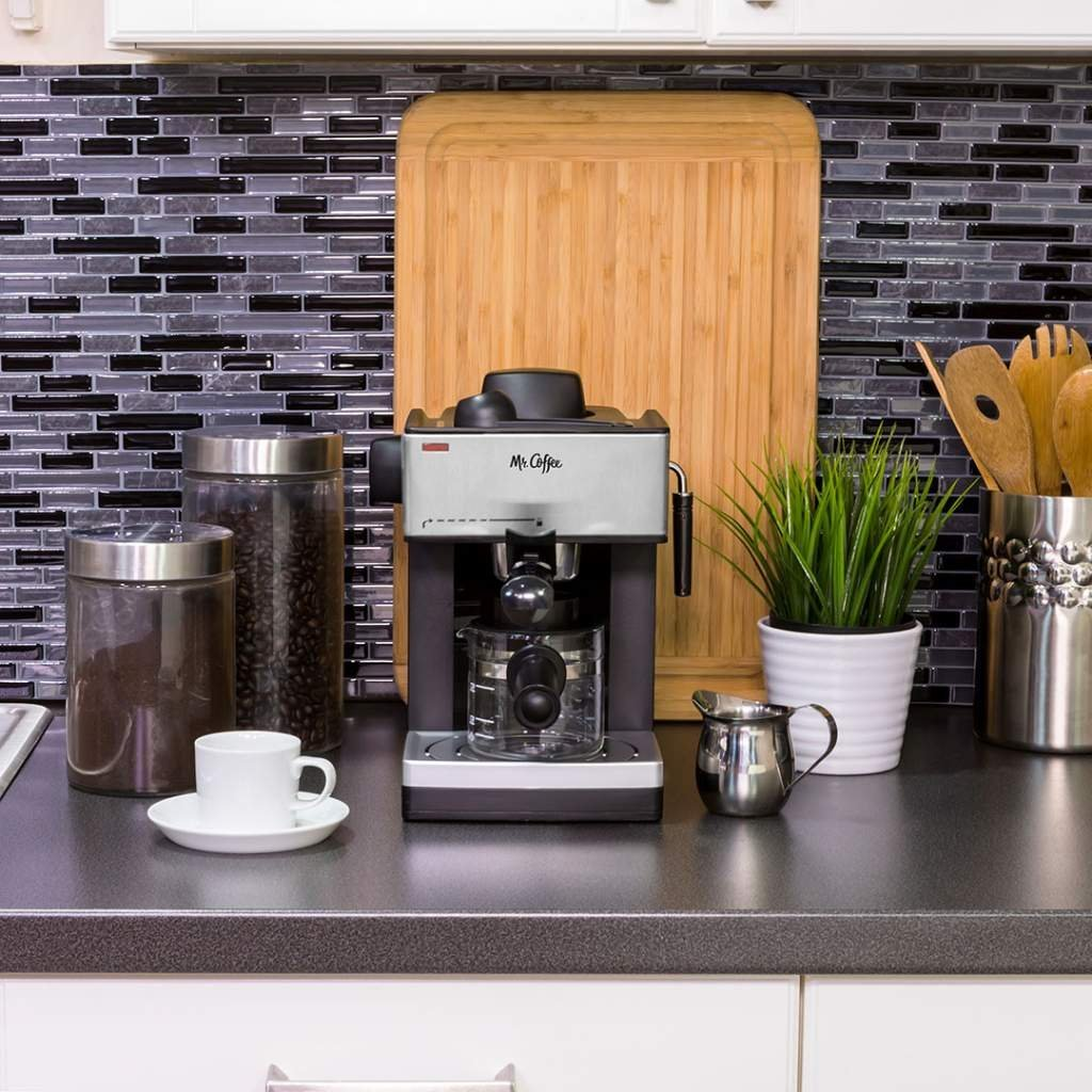 Mr Coffee 4 Cup Steam Espresso System With Milk Frother Best Price Review