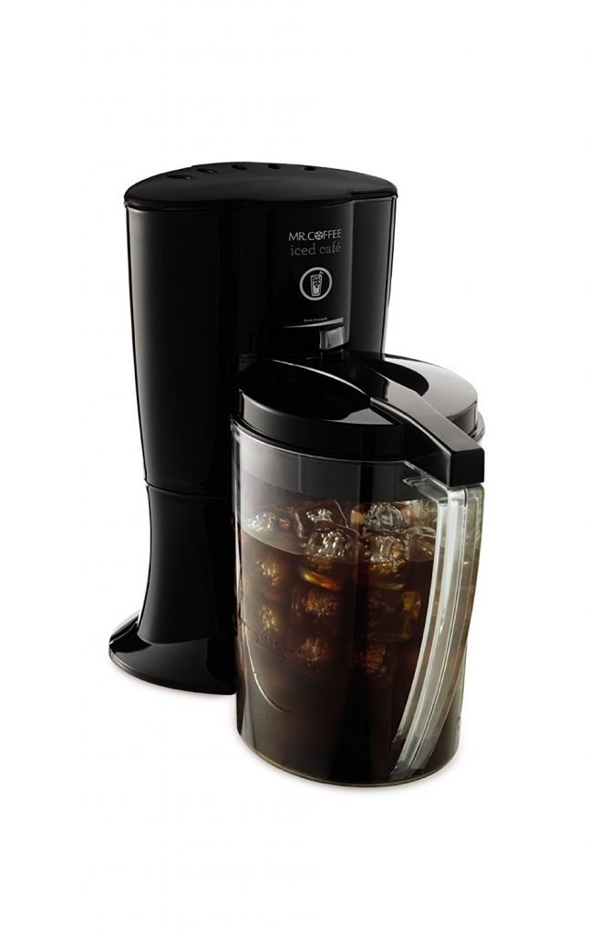 Best Coffee Maker Iced Coffee : Mr. Coffee Iced Cafe Iced Coffee Maker Best Price - Mr. Coffee Iced Cafe Iced Coffee Maker Review