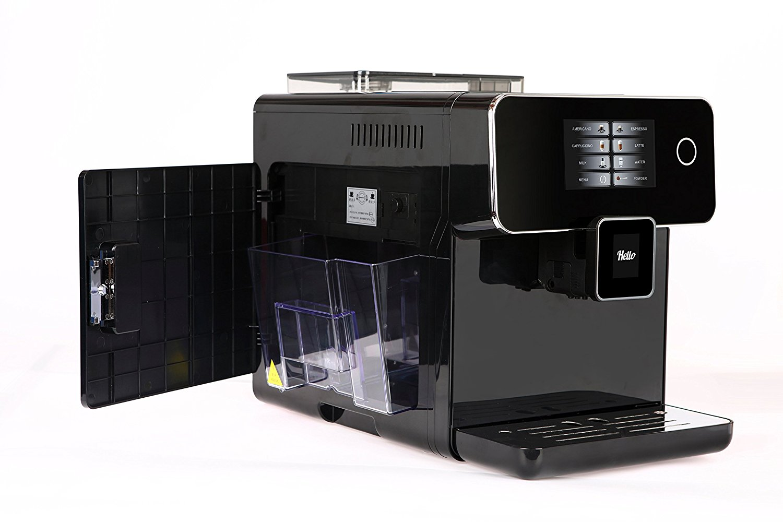 VICDORE V10B, Intelligent Automatic Espresso, Coffee Machine, Latte and Cappuccino Best Price ...