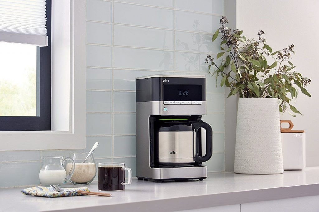 braun brewsense coffee maker instructions