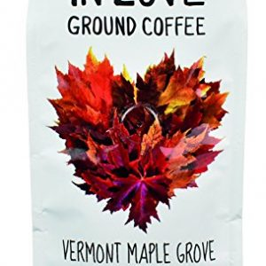 Maple Flavored Ground Coffee,