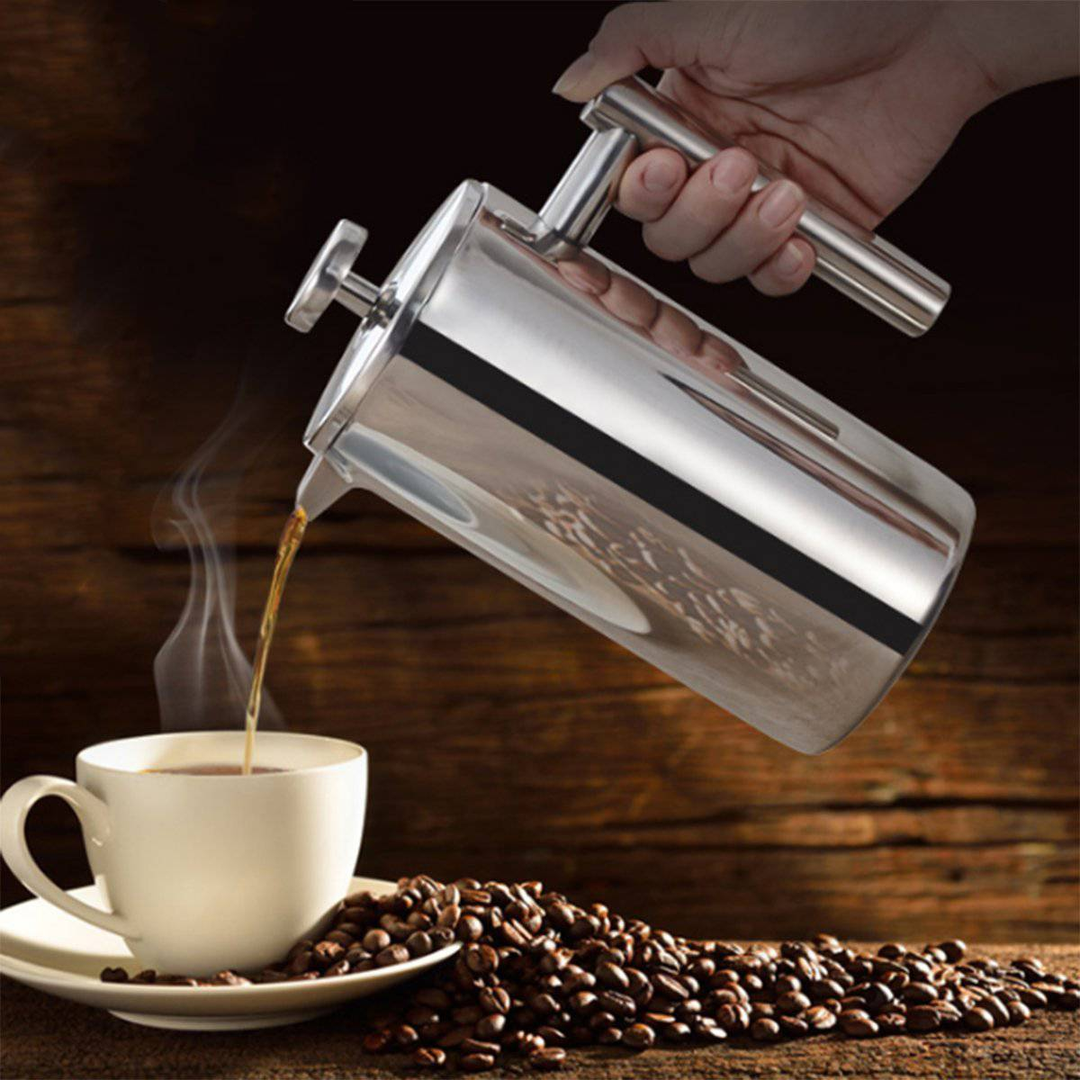 Coffee Maker French Coffee Press Kitchcater Best Price