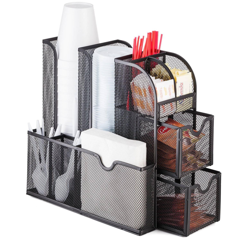 Halter Mesh Coffee Accessories Caddy Organizer Best Price Review