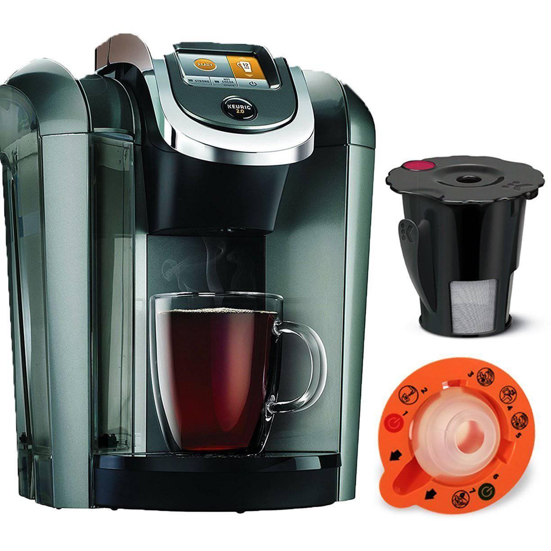 keurig k545 plus coffee maker single serve 2 0 brewing system best price review. Black Bedroom Furniture Sets. Home Design Ideas