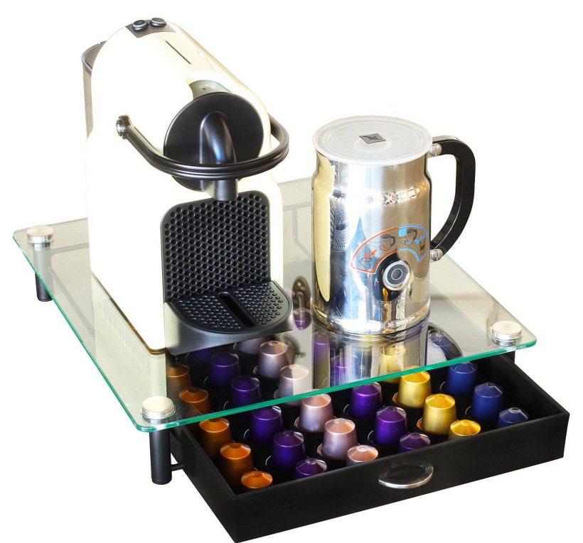 Nespresso Originalline Storage Drawer Holder For Capsules