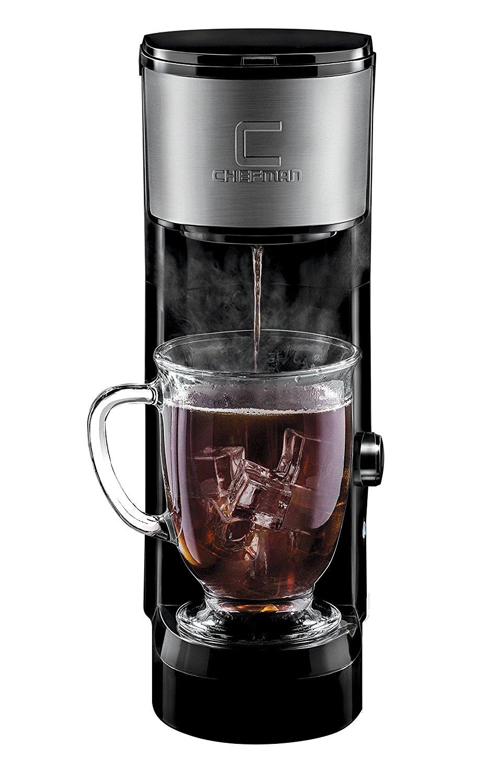 Chefman Pod Coffee Maker K-Cup InstaBrew Brewer Best Price - Chefman Pod Coffee Maker K-Cup ...