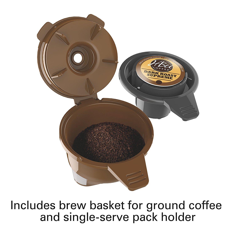 how to clean a hamilton beach flexbrew coffee maker
