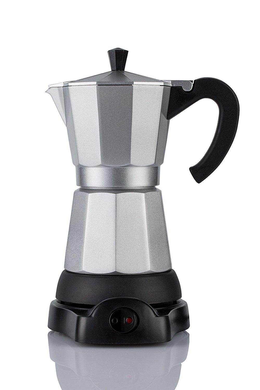 Mandarin-Gear - 6 cup - Electric Espresso coffee / Moka ...
