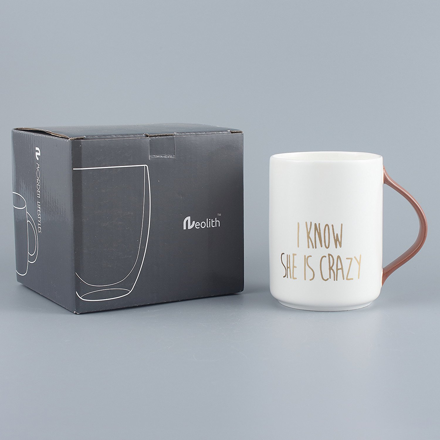 Neolith 15 Oz Large Coffee Mug with Handle Best Price Review