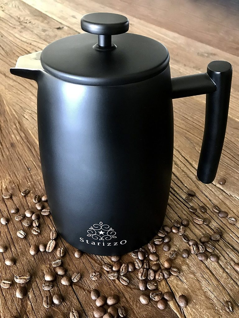 Dual Thermal Coffee Maker : Classico-Pro French Press Coffee Maker, Premium Thermal Dual-Wall Best Price - Classico-Pro ...