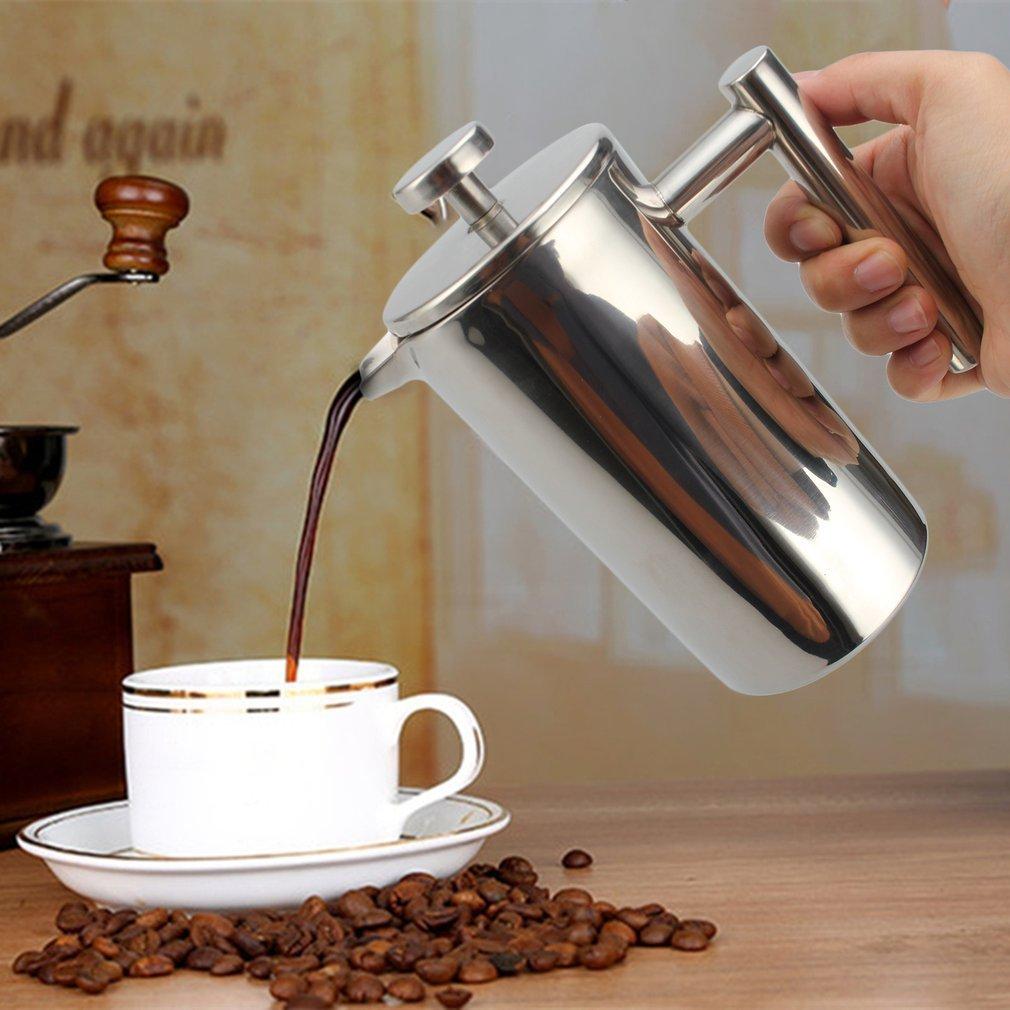 Coffee Press Espresso Maker : Liobaba French Press Coffee Maker (350ml) Best Price - Liobaba French Press Coffee Maker (350ml ...