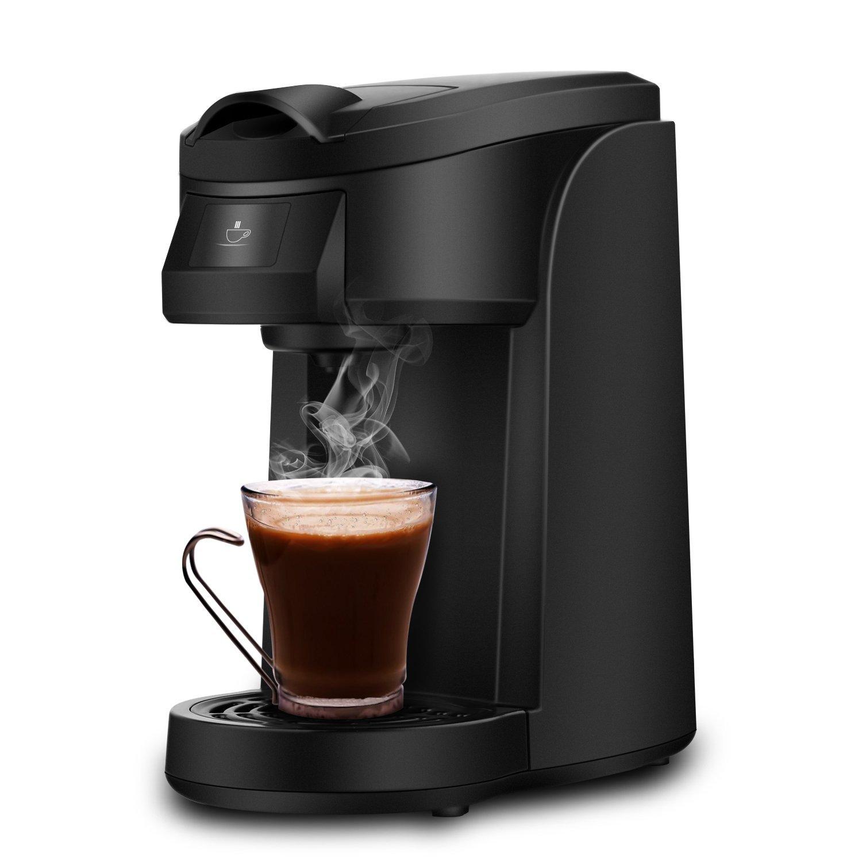 Single Serve Coffee Maker, LDesign One Touch Operation Coffee Machine Best Price - Single Serve ...