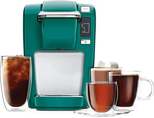 Keurig K15 Single Serve Compact K Cup Pod Coffee Maker Jade Best
