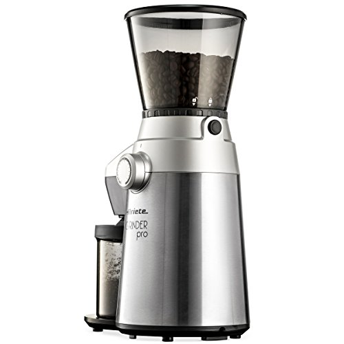DeLonghi Ariete 3017 Conical Burr Electric Coffee Grinder $59.99