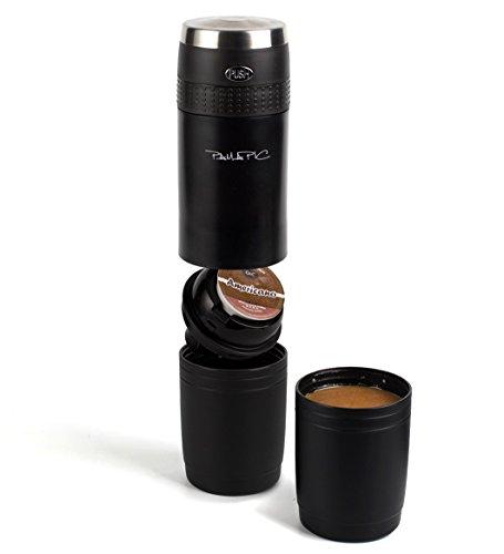 Pamapic Portable Coffee Maker Mini Electric Espresso