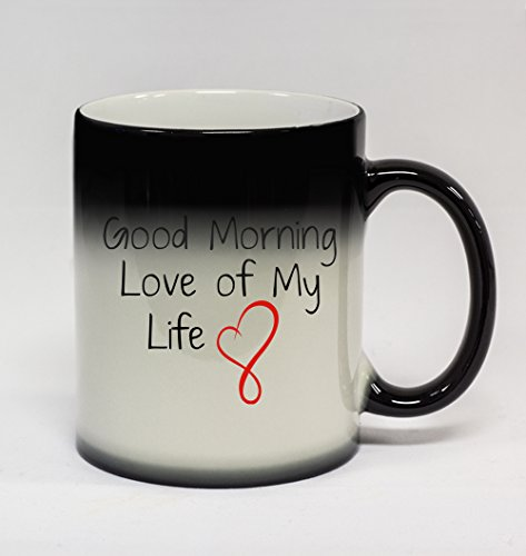Kubek Good Morning Love Of My Life : Good morning love of my life coffee mug best price review