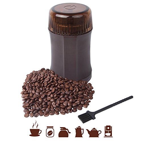 Coffee Grinder Amovee Electric Grinder Best Price Review