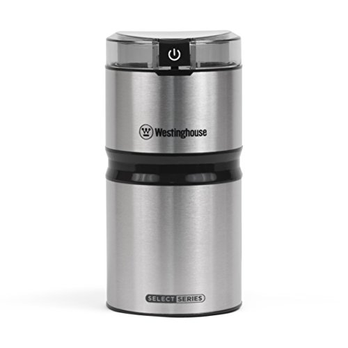Electric Spice Grinder ~ Westinghouse select series stainless steel electric coffee